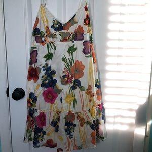 Floral American Eagle Dress